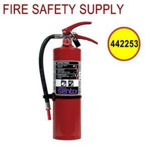 Ansul Sentry 442253 5 lb. Purple-K Extinguisher (PK05S) (UL/ULC Rating: 60-B:C)