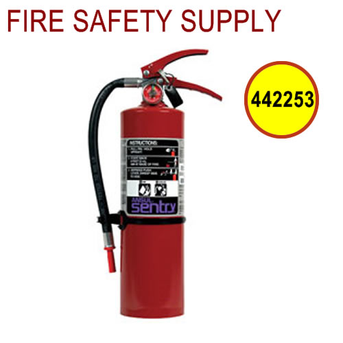 442253 Ansul Sentry 5 lb. Purple-K Extinguisher (PK05S)