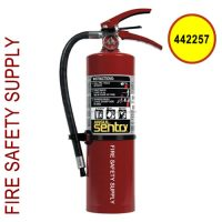 Ansul Sentry 442257 5 lb. FORAY Extinguisher (AA05S)