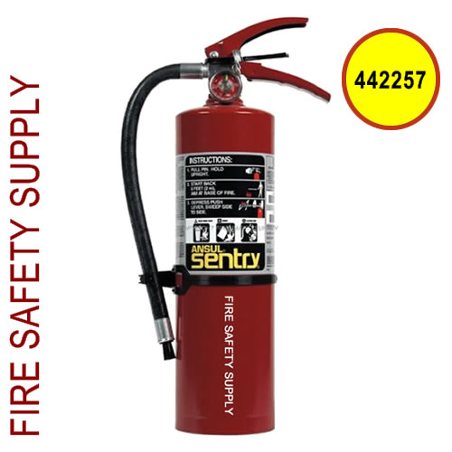 442257 Ansul Sentry 5 lb. FORAY Extinguisher (A05S)