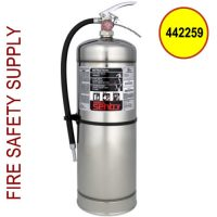 Ansul Sentry 442259 5 lb. FORAY Chrome Extinguisher (A05-S) (UL/ULC Rating: 3-A: 40-B:C)