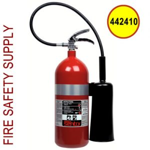 Ansul 442410 Sentry 10 lb. Carbon Dioxide Extinguisher (CD10-2)