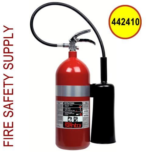 Ansul Sentry 442410 10 lb  Carbon Dioxide Extinguisher (CD10-2) (UL/ULC  Rating: 10-B:C)