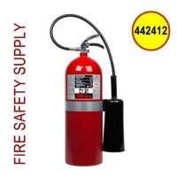 Ansul Sentry 442412 20 lb. Carbon Dioxide Extinguisher (CD20-2) (UL/ULC Rating: 10-B:C)