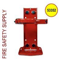 Ansul 53352 RED LINE CR-20 lb. Bracket