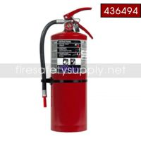 Ansul Sentry 436494 10 lb Purple-K Extinguisher