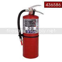 Ansul Sentry 436586 10 lb. Purple-K Industrial Extinguisher