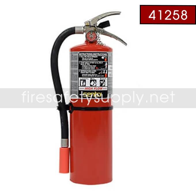 Ansul Sentry 441258 10 lb. FORAY High Flow Extinguisher