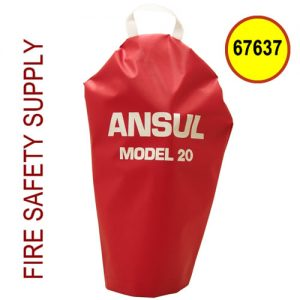 Ansul 67637 RED LINE 20 lb. Cover