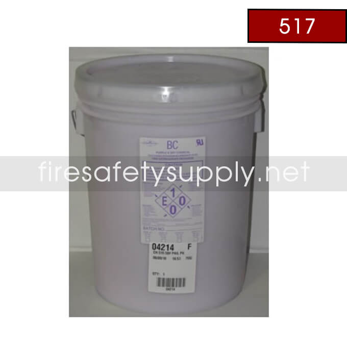 Amerex 517 400 lb. Drum Purple K