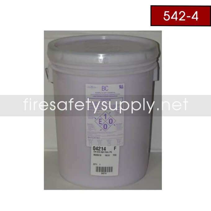Amerex 542-4-40 lb. CTN. Purple K-4 x 10