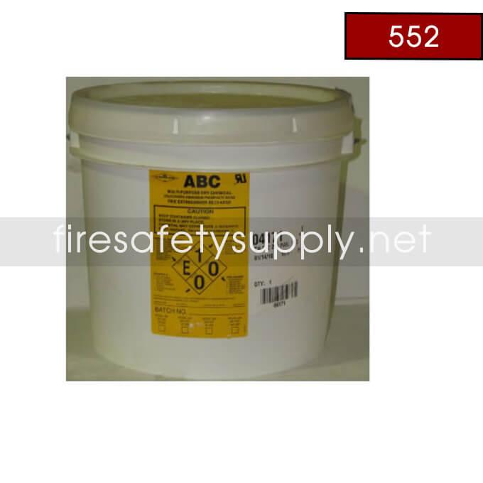Amerex 552 25 Lb. Pail ABC