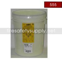 Amerex 555 50 lb. Pail ABC