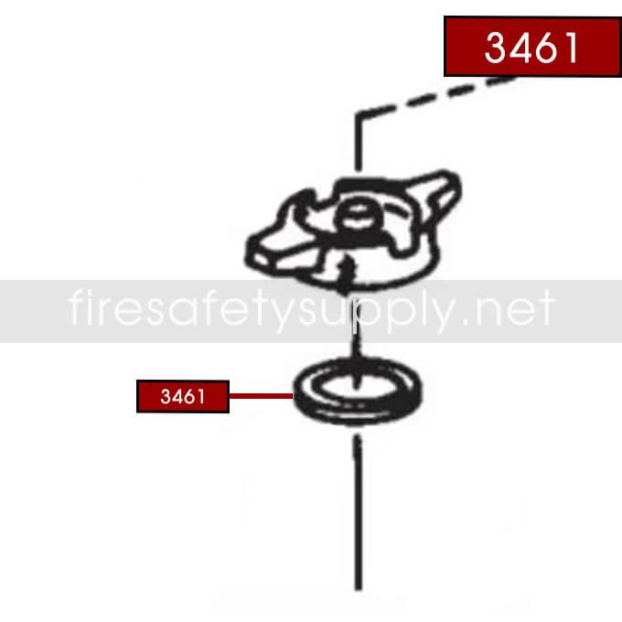 Ansul 3461 Gasket, Fill Cap