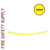 Getz 1G0047 Tubing Poly 1/4 Yellow Per Ft