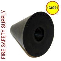 Getz 1G0091 Cone Fill Tube Rubber For Aluminum Fill Tube