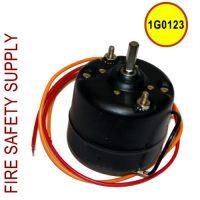 Getz 1G0123 Motor For Truck Heater