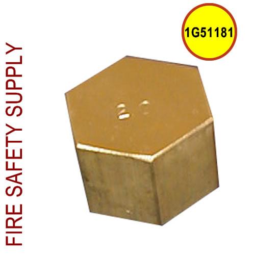 Getz 1G51181 Cap Hose 20 lb Ansul Hose Test