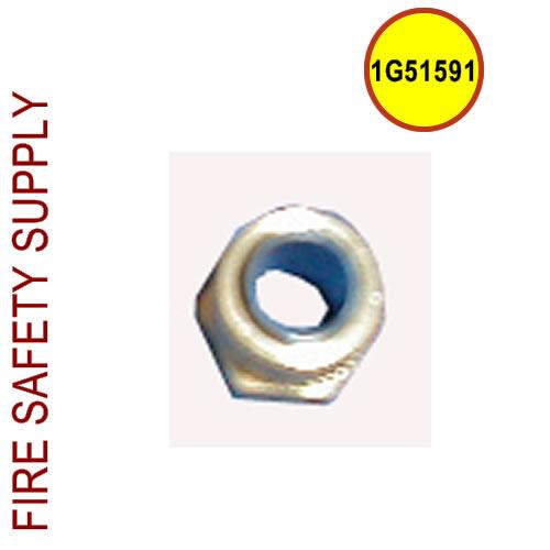 Getz 1G51591 Nut And Ferrule 3/8