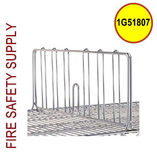 Getz 1G51807 Wire ledge for Erecta Brite Shelves 4 x 24