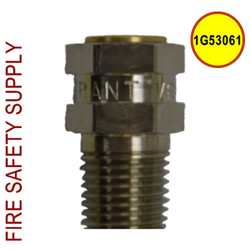 Getz 1G53061 40 PSI Pressure Relief Valve