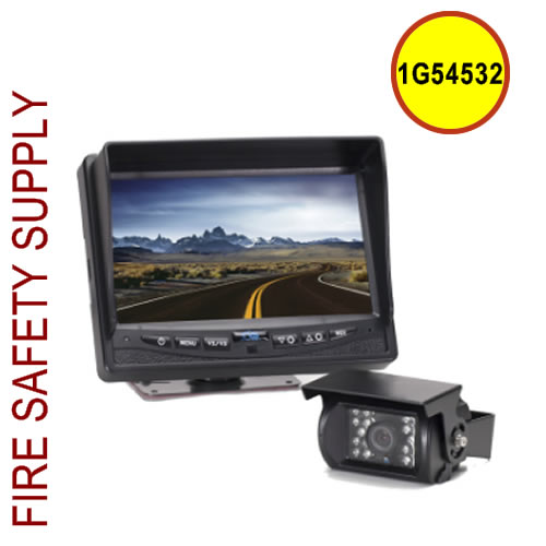 Getz 1G54532 Rear Backup Camera 7 Inch LCD Not Installed