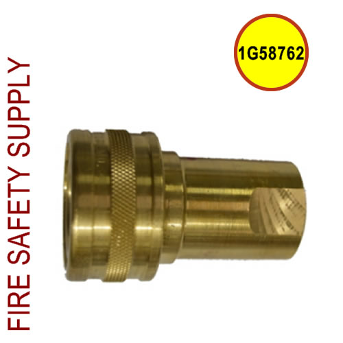 Getz 1G58762 Adapter Quick Connect Hns Female 524