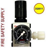 Getz 3G0011 Regulator Low Pressure Single Gauge