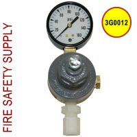 Getz 3G0012 Regulator High Pressure Single Gauge