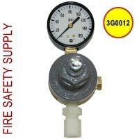 Getz 3G0012 Regulator High Pressure Single Gauge