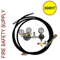 Getz 3G0017 Regulator Assembly Double With Lines