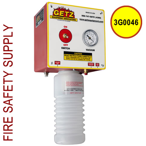 Getz 3G0046 Console For Plastic Dry Chemical Fill Systems