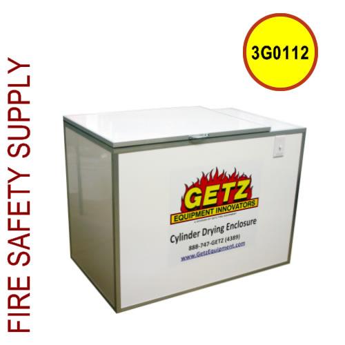 Getz 3G0112 Cylinder Dryer Enclosure