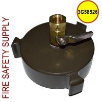 Getz 3G58526 Cap 2 1/2 NST Hose Tester