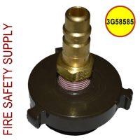 Getz 3G58585 Plug 1 1/2 NST Hose Tester