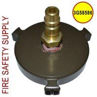 Getz 3G58586 Plug 2 1/2 IPT Hose Tester
