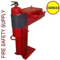 Getz 3G58634 Pneumatic Cylinder Floor Vise