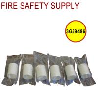 Getz 3G59496 Dry Chem Jar Filter 6-Pack