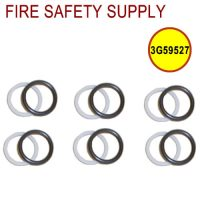 Getz 3G59527 Buna Seal Quick Connect 6 Pack