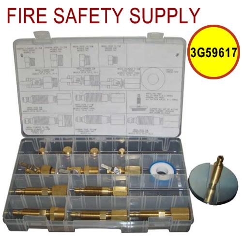 Getz 3G59617 Adapter Kit Ansul/General