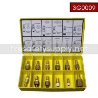 Getz 3G0009 Adapter Set Dry Chem/Coupling