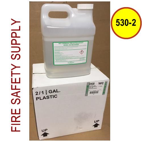 Amerex 530-2 - Wet Chemical - Liquid (260)