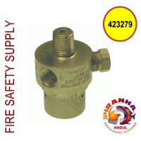 Ansul PIRANHA 423279 - Regulator, Pressure Tested, 150 psi, Standard