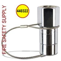 Ansul 440322 - Nozzle, AP, (Stainless Steel with SS Cap)
