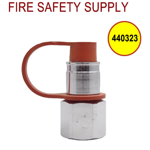 Ansul 440323 Nozzle, DL, (Stainless Steel with SS Cap) Each