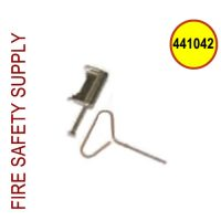 Ansul 441042 Cocking Lever, Short w/Lock Pin