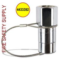 Ansul PIRANHA 4433392 Nozzles (with Metal Blow-off Cap)