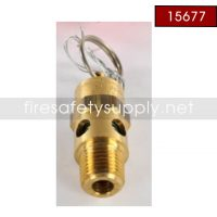 Ansul 15677 Safety Vent/Relief Valve