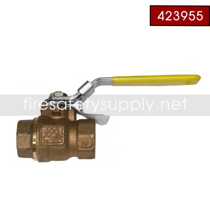 Ansul 423955 Water Supply Valve