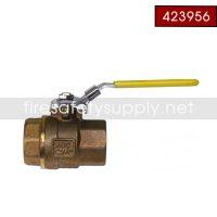 Ansul 423956 Water Supply Valve
